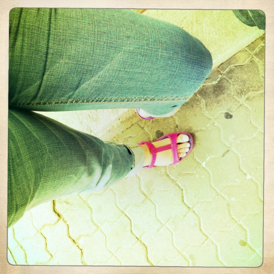 colored-summer-shoes